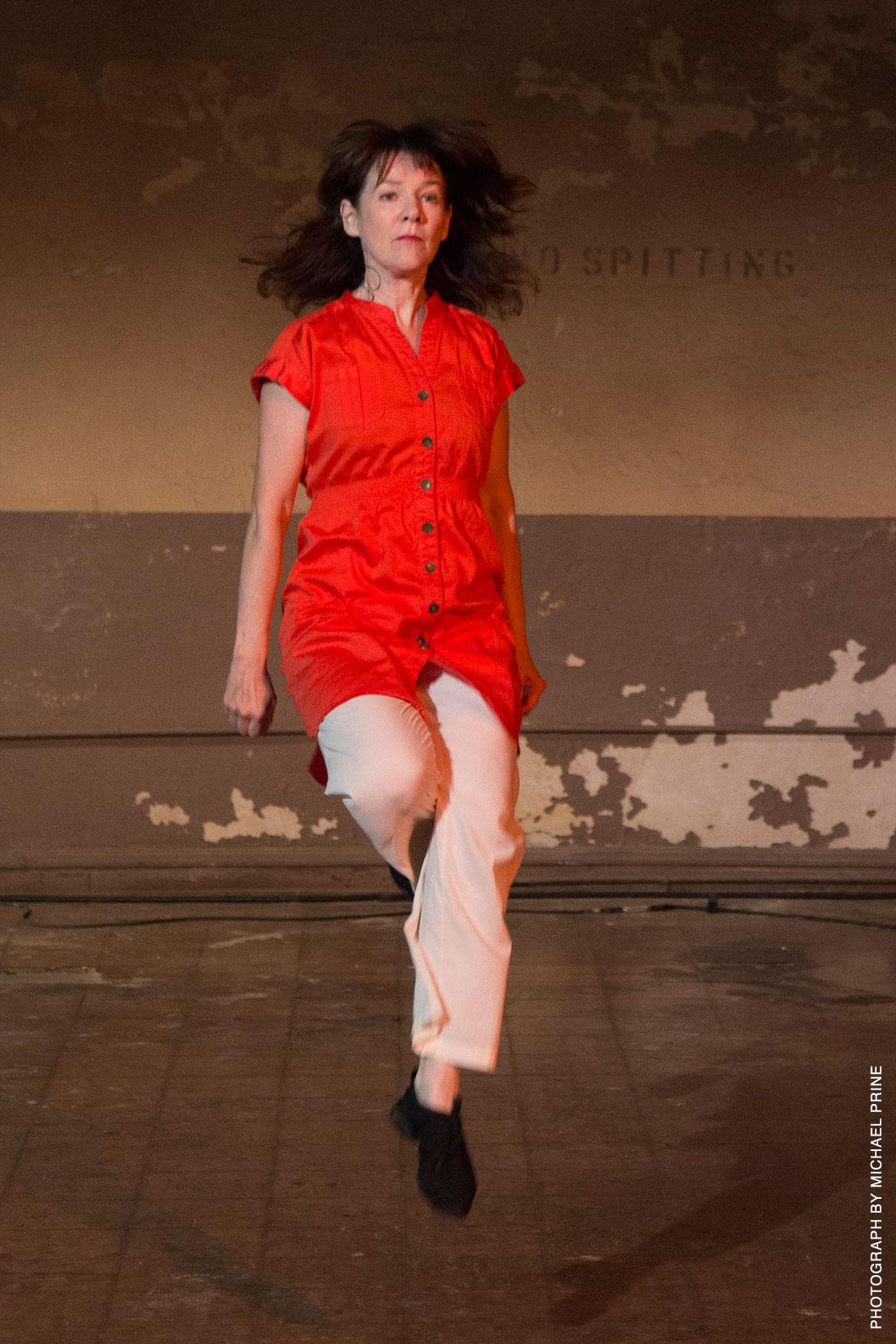 Cara Butler Irish Dancer